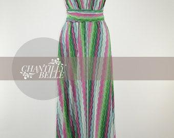 Party Maxi Dress, Infinity Dress, Convertible Dress, Multiway Dress, Wrap Dress, Summer Maxi Dress, Beach Dress