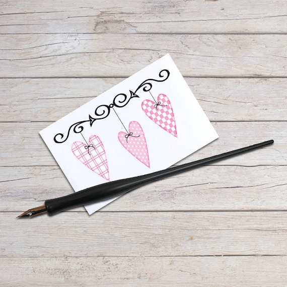 mini thank you cards blank note card set gift enclosure