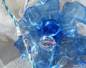 Water Flower Pendant