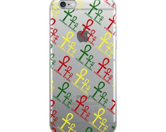 Eternal Apparel iPhone Case Red, Yellow, Green