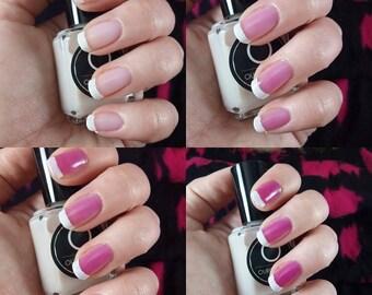 ROSA solar reactive sheer 5-free nail polish