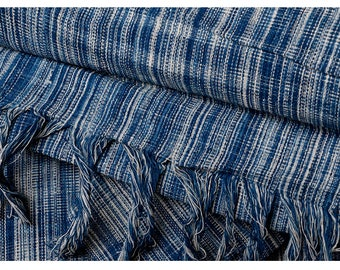Natural hand weaving Fabric, 100% cotton fabriic width 40cm,Hand Woven fabric,Hand Woven Cloth