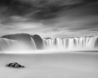 "Fine Art Photography, Iceland - ""Godafoss"""
