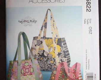 McCalls 5822   Bags