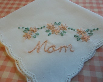 mother of bride, mother of groom, hand embroidered, SET OF 2, bouquet wrap,  wedding colors welcome