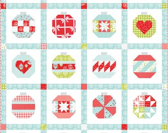 Vintage Holiday - Vintage Holiday 2 Quilt Kit - Bonnie and Camille for Moda - KIT55160