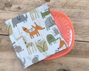 Wild Animal Lunchbox Napkins