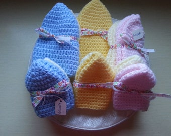 Two-pack Baby beanies