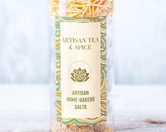 Five Artisan Home-Bakers Salts for the Aspiring baker