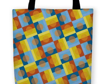SUNSPOTS Carryall Tote Bag
