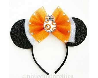 BB8 Mickey Ears
