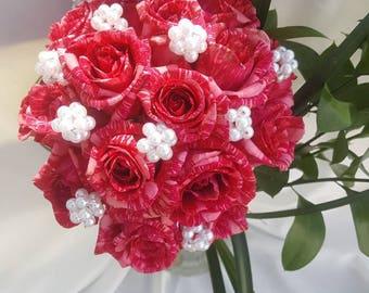 Wedding/Quinceanera-Elegant bouquet accent and embellishment stems