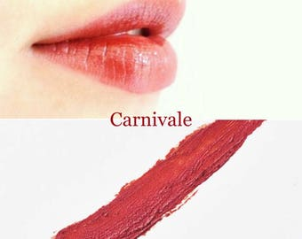 CARNIVALE Mineral Lip Tint Lipstick: Natural Makeup Color