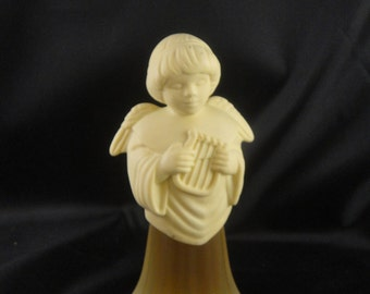 Avon Angel Song With Lyre Decanter 1978
