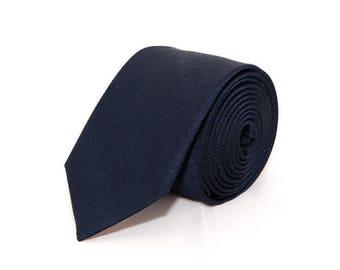 de MORÉ - classic blue tie