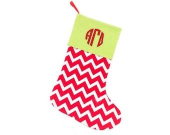 Alpha Gamma Delta Christmas Stockings