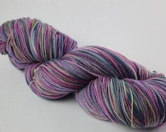 Hand Painted Super Wash Merino Sock Yarn