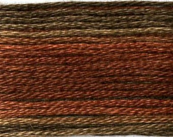 Cosmo, 6 Strand Cotton Floss, SE80-8041,  Seasons Embroidery Thread, Punch Needle, Penny Rugs, Primitive Stitching, Sewing Accessory