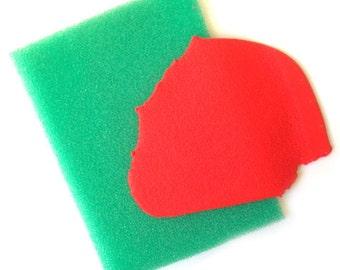 Texture sponge, texture for gelli print, texture for clay, texture for paper, texture polymer clay, porcelain texture, texture for ceramic