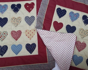 country hand quilted pillow covers 12 x 12