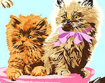 What's New Pussycat Alexander Henry Cotton Fabric