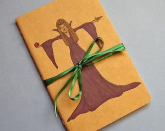 Dark Queen Moleskine Notebook