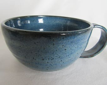 Stoneware Soup or Latte Mugs