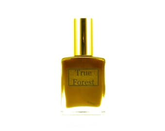 True Forest-Natural Forest Cologne, Vetiver Cologne, Pine Perfume, Forest Scented Perfume, Natural Perfume, Bergamot Cologne, Wear the Woods