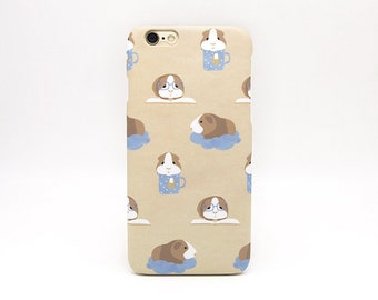 Guinea Pig iPhone case, iPhone 8 Plus, iPhone 8 case, iPhone 7 Plus case, iPhone 7 case, iPhone 6S case, iPhone 6S Plus case, iPhone SE case