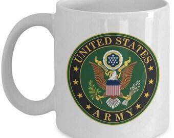 US Army Seal - Army Coffee Mug