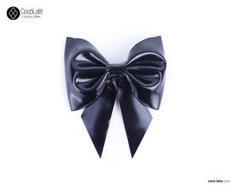Latex Hair Bow