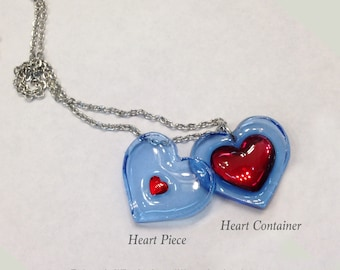 Heart Piece or Container // The Legend of Zelda Ocarina of Time // Majora's Mask