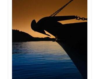 Boat Anchor, Tofino, British Columbia
