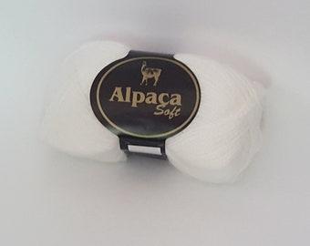 100% Alpaca Yarn - DK - Various colors