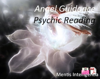 ANGEL READING by Psychic Medium Anya - Personal & Individual - Email with Pdf