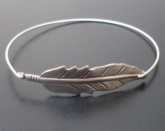 Boho Jewelry, Feather Bracelet, Hippie Jewelry, Feather Jewelry, Boho Wedding Jewelry, Boho Bridesmaid Gift, Nature Wedding, Nature Jewelry