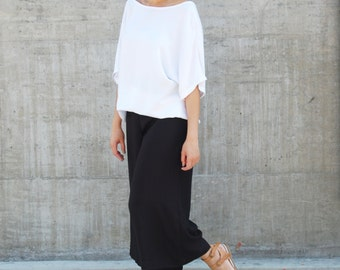 Oversized Loose Blouse