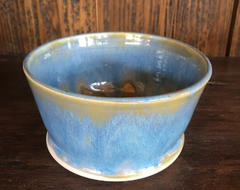 Wheel Thrown Pottery Bowl