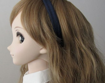 SD Headband in Navy Blue