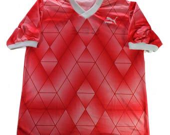 Wavey Vintage 1989 Puma Football Shirt