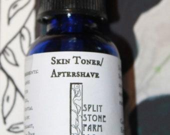 SkinToner/Aftershave With Essential Oils
