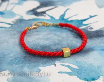 Royal Red Elegant Bracelet