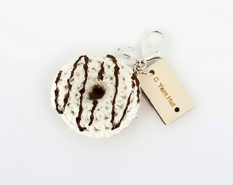 Donut Charms - Cream