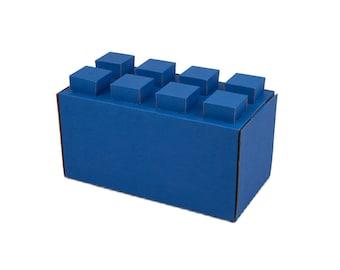 """Bulk Pack - 20 Full Carboard Blocks - """"Everblock JUNIOR"""""""