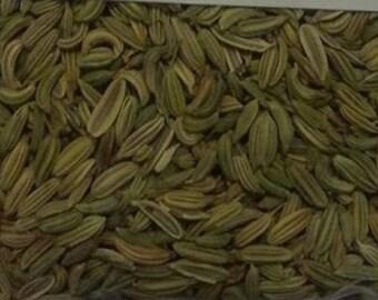 Fennel Seed Organic 1 oz