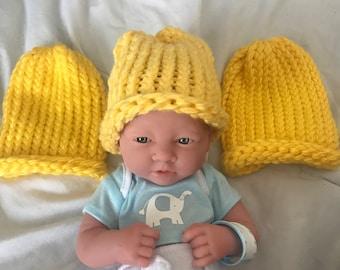 Acrylic Newborn Hats