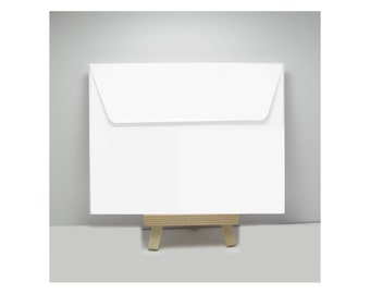 Envelopes, White Envelopes, A2 Envelopes, Blank Envelopes, Plain Envelopes, Envelope Supply - Card Envelopes, 4 3/8 x 5 3/4