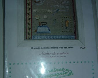 STUDIO COUSINS AND COMPANY SEWING KIT