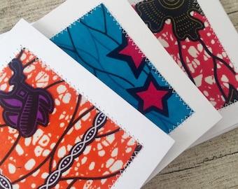 10 African wedding cards African wedding African wax print