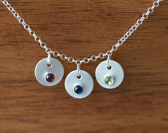 Mother Necklace (E0342)